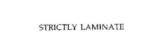 STRICTLY LAMINATE