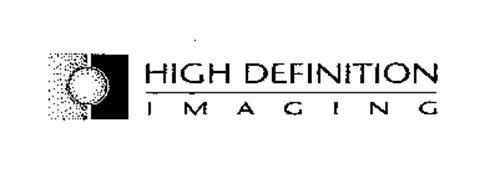 H HIGH DEFINITION IMAGING