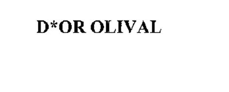 D*OR OLIVAL