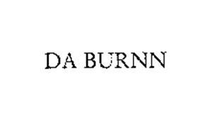 DA BURNN