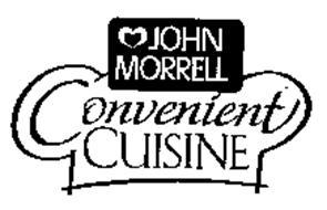 JOHN MORRELL CONVENIENT CUISINE