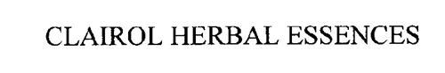 CLAIROL HERBAL ESSENCES