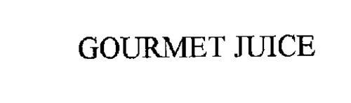 GOURMET JUICE