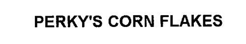 PERKY'S CORN FLAKES