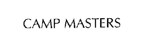 CAMP MASTERS