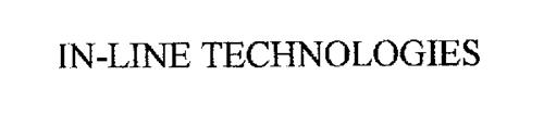 IN-LINE TECHNOLOGIES