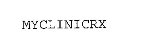 MYCLINICRX