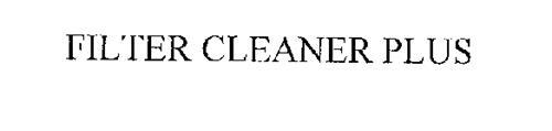 FILTER CLEANER PLUS