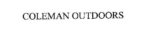 COLEMAN OUTDOORS