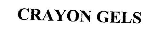 CRAYON GELS