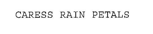 CARESS RAIN PETALS