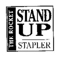 THE ROCKET STANDUP STAPLER