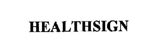 HEALTHSIGN