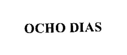 OCHO DIAS