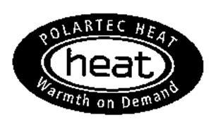 POLARTEC HEAT HEAT WARMTH ON DEMAND
