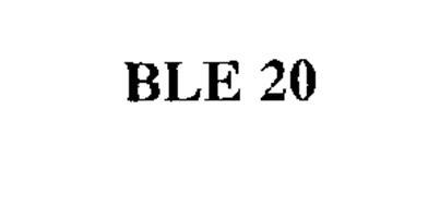 BLE 20