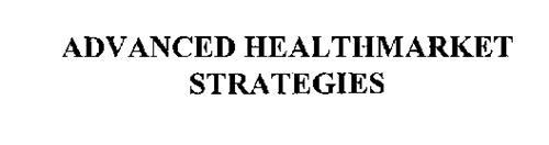 ADVANCED HEALTHMARKET STRATEGIES