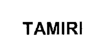 TAMIRI