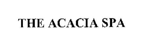 THE ACACIA SPA