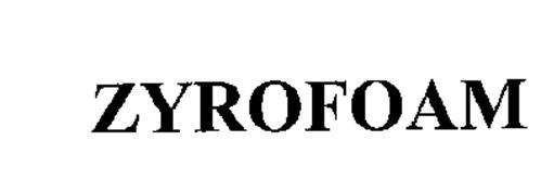 ZYROFOAM
