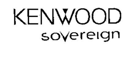 KENWOOD SOVEREIGN