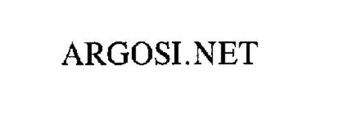 ARGOSI.NET