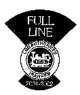 FULL LINE LGB AUTHORIZED TRAIN STOP 2001-2002