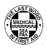 THE LAST WORD IN FIRST AID MEDICAL SEA PAK