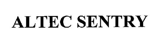 ALTEC SENTRY