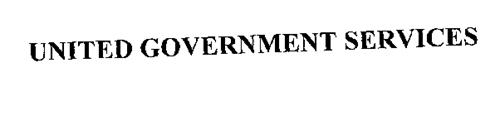 UNITED GOVERNMENT SERVICES