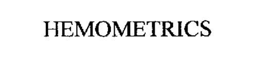 HEMOMETRICS