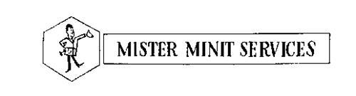 MISTER MINIT SERVICES