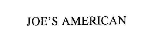 JOE'S AMERICAN