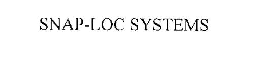 SNAP-LOC SYSTEMS