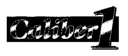 CALIBER 1