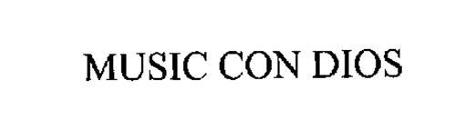 MUSIC CON DIOS