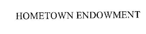 HOMETOWN ENDOWMENT