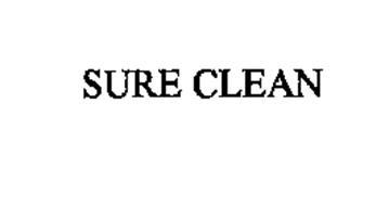 SURE CLEAN