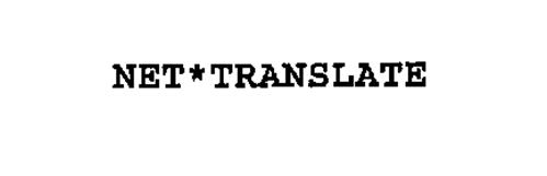 NET*TRANSLATE