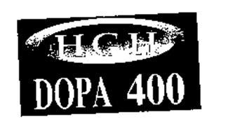 HGH DOPA 400
