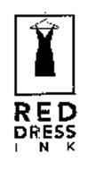 RED DRESS INK