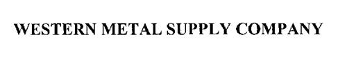 WESTERN METAL SUPPLY COMPANY