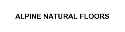 ALPINE NATURAL FLOORS