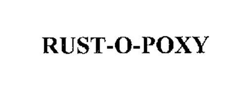 RUST-O-POXY