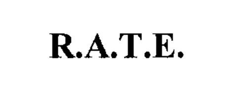 R.A.T.E.