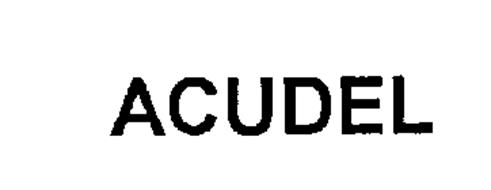 ACUDEL