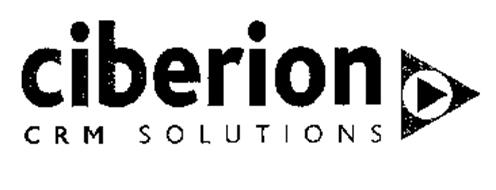 CIBERION CRM SOLUTIONS