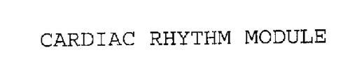 CARDIAC RHYTHM MODULE