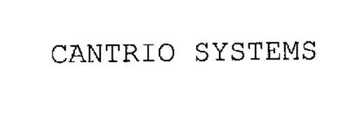 CANTRIO SYSTEMS