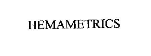 HEMAMETRICS